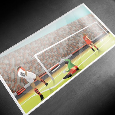 Flamengo 1981 (PÔSTER)