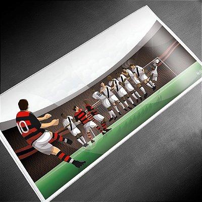 Flamengo 2001 (PÔSTER)
