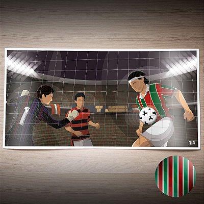 1995 - Gol de Barriga (PÔSTER)