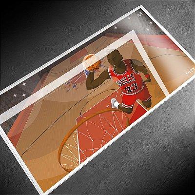 Michael Jordan 1988 (PÔSTER)