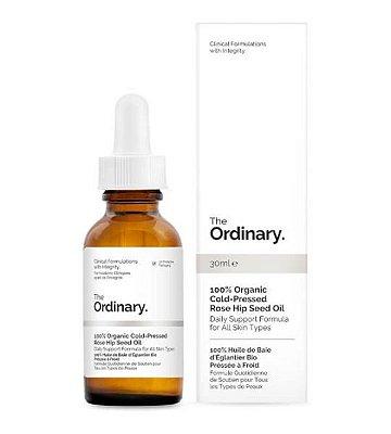 The Ordinary 100% Organic Cold-Pressed Rose Hip Seed Oil - Óleo de Semente de Rosa Mosqueta 30ml