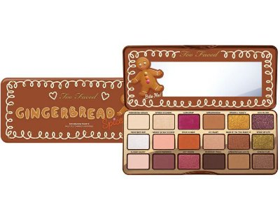 Paleta Too Face Gingerbread Spice - EDIÇÃO LIMITADA
