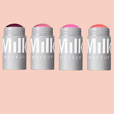 Lip+ Cheek Milk Makeup - Blush e Batom Full Size