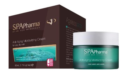 Hidratante Facial Antiaging Spa Pharma 50ml
