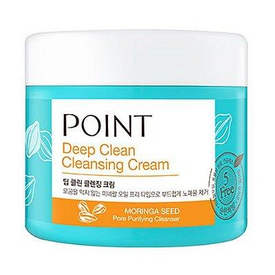 Deep Clean Cleansing Cream Point 300ml