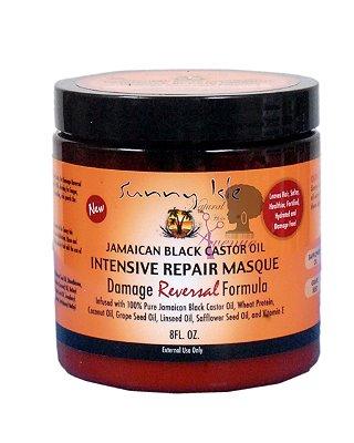 SUNNY ISLE JAMAICAN BLACK CASTOR OIL INTENSIVE REPAIR MASQUE 450g