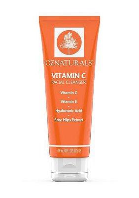 Facial Cleanser Vitamina C 118ml