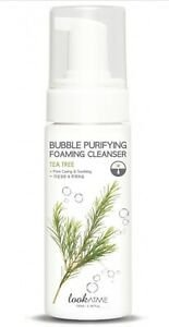 Espuma facial Koreana Look at Me Bubble Purifying Foaming Cleanser Tea Tree