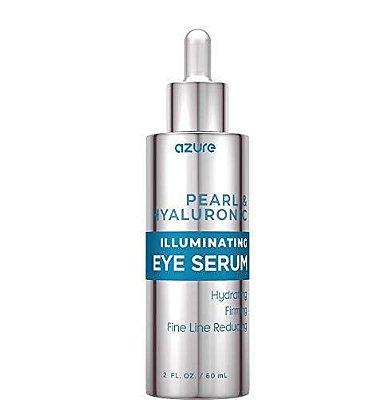 Serum Coreano Pearl & Hyaluronic Iluminador para área dos olhos Azure