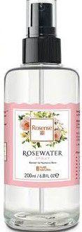 Mist Facial Rosewater Hidratante Rosense 200ml