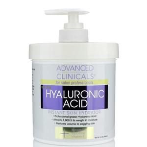 Advanced Clinicals, Hyaluronic Acid (454 g)