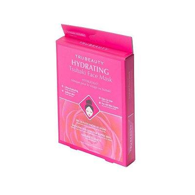 Tru Beauty Hydrating Mask TSUBAKI OIL (5pk)