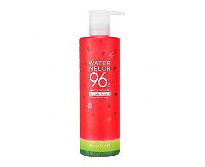 GEL FACIAL E CORPORAL WATERMELON 96% SOOTHING GEL 390ml Holika Holika