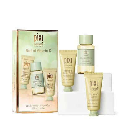 Kit Pixi Best Of Vitamina-C 3 produtos