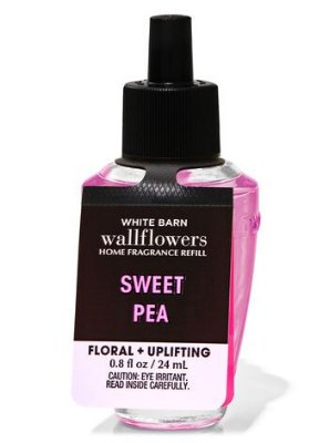 Refil Aromatizador de ambiente Bath And Body Works- Sweet Pea