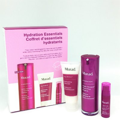 Kit Murad Hydratiion Essentials 3 produtos