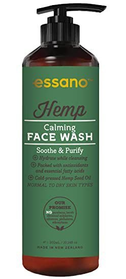 Face Wash Calming Hemp Essano 300ml