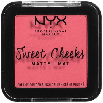 Blush Nyx Sweet Cheeks Matte cor Day Dream