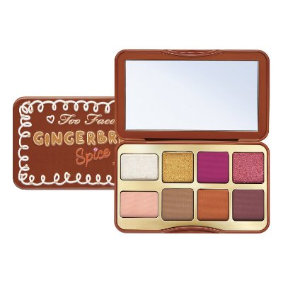 Paleta Gingerbread Spice Mini Eye Shadow Too Faced