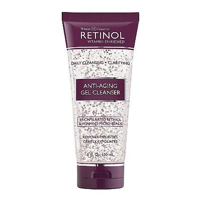 Sabonete e Esfoliante Facial Anti Aging Gel Retinol Encapsulado