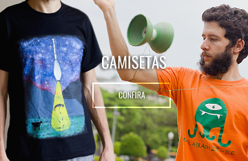 Camisetas originais!