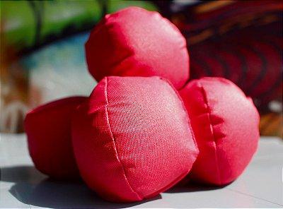 Beanbags coloridas artesanais (unidade)
