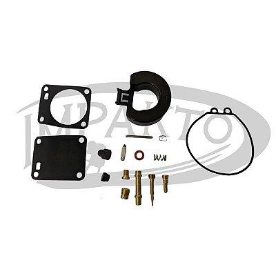 Kit Reparo Carburador Mercury 8 / 9.8 / 10 HP e Hidea 9.8 HP