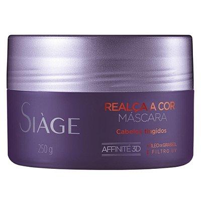 EUDORA SIAGE REAL/ COR MASCARA CAP 250g
