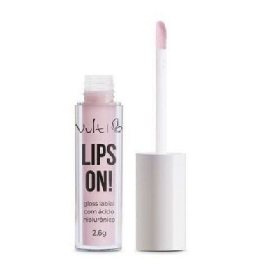 GLOSS LABIAL LIPS ON VULT COM ACIDO HIALURONICO 2,6G