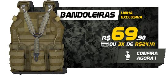 Mini Banners - Bandoleiras