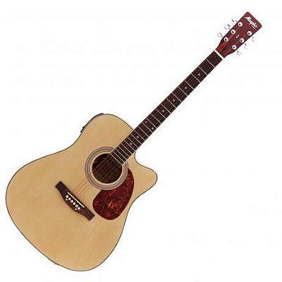 Violão Elétrico Folk Memphis Natural Md18 Tagima