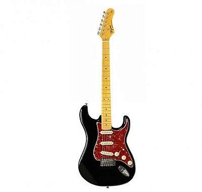 Guitarra Eletrica Tg - 530 Woodstock Bk - (preto) - Tagima