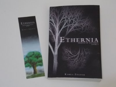 Livro Ethernia - Legend of Raython I