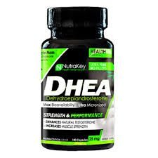 Comprar DHEA 25 mg - Nutrakey - 100 cápsulas (Envio Internacional)