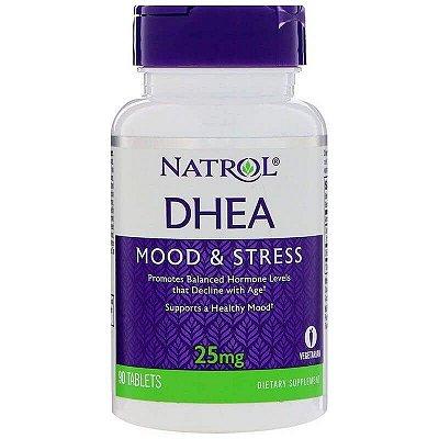 DHEA 25 mg  - NATROL - 90 comprimidos