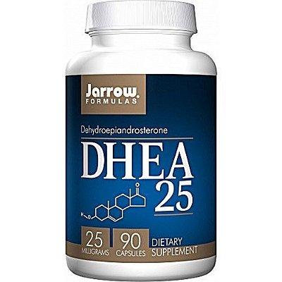 DHEA 25 mg -  Jarrow Formulas - 90 cápsulas