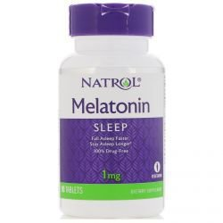 Comprar Melatonina 1 mg - Natrol - 90 tablets (Envio Internacional)