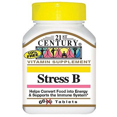 Stress B  - 21 ST Century - 66 tabletes
