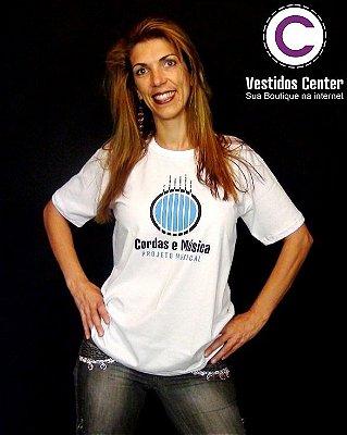 Camisa Branca - Projeto Cordas e Música