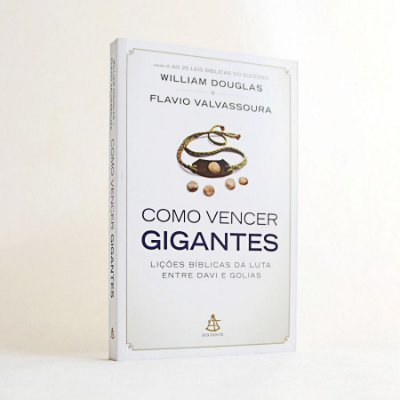 Livro - Como Vencer Gigantes - William Douglas e Flavio Valvassoura