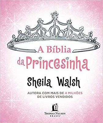 Bíblia Da Princesinha - Capa Dura