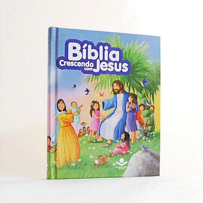 Crescendo com Jesus - Bíblia