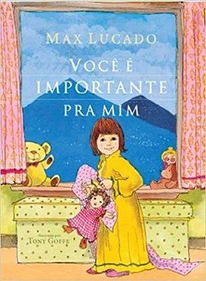 Livro - Você é Importante pra Mim
