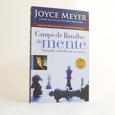 Livro - Campo de Batalha da Mente - Joyce Meyer