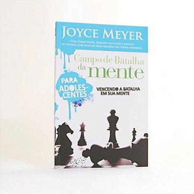 Livro - Campo de Batalha da Mente (Para Adolescentes)