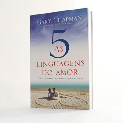 Livro - As 5 Linguagens do Amor
