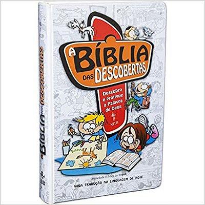 Bíblia das Descobertas - Azul (NTLH)