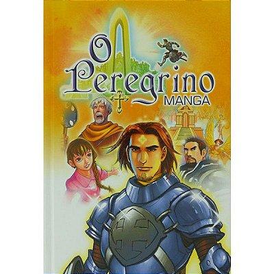 Livro - O Peregrino em Mangá