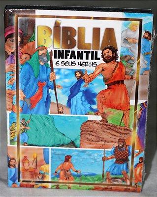 Bíblia Infantil e Seus Heróis