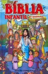 Bíblia Infantil em Quadrinhos